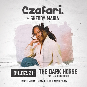 Czafari + Sheddy Maria