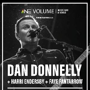 Dan Donnelly + Harri Endersby + Faye Fantarrow