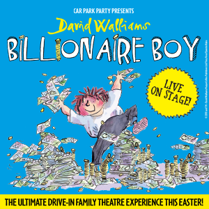 David Walliams' Billionaire Boy - Live On Stage!