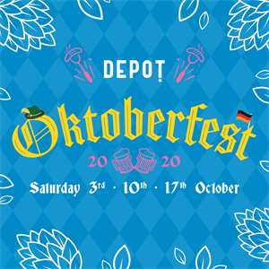 Depot Presents : Oktoberfest Student Special