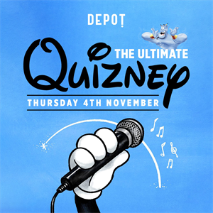 DEPOT Presents : The Ultimate Quizney