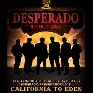 Desperado - The heart of the eagles