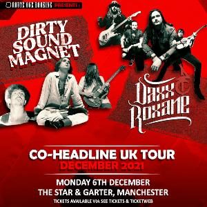 Dirty Sound Magnet, Daxx & Roxane - Manchester