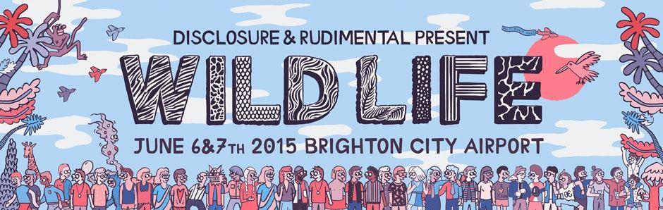 Disclosure & Rudimental present Wild Life