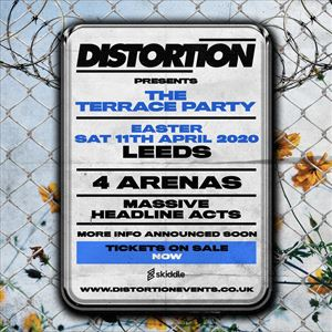 Distortion: The Terrace Party