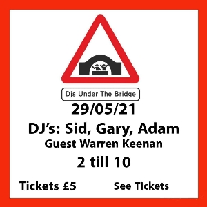 DJ's Under The Bridge@the Snig