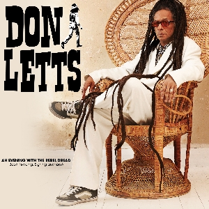 Don Letts - Book Tour