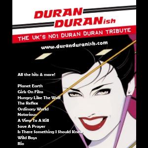 DURAN DURAN-ish & System 80s