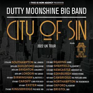 Dutty Moonshine Big Band - Brighton