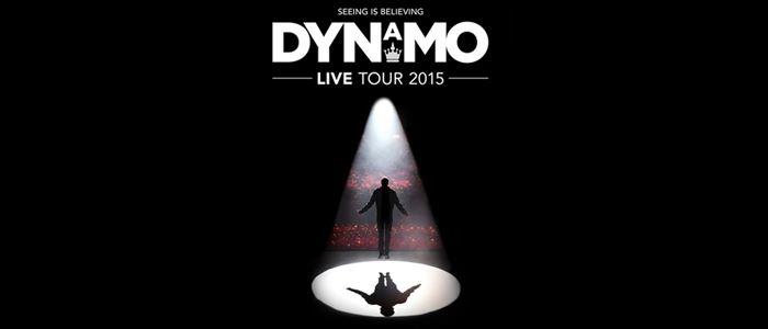 Dynamo - New dates!