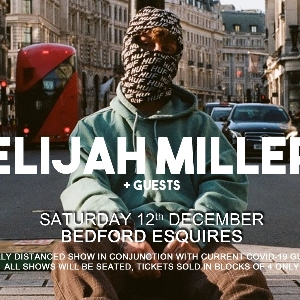 Elijah Miller  - socially distanced show