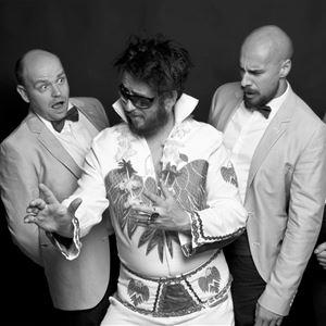 Elvana: Unplugged - Elvis fronted Nirvana Tribute
