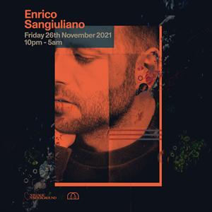 LWE Presents Enrico Sangiuliano