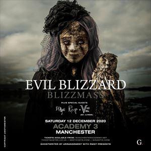 Evil Blizzard Present Blizzmas