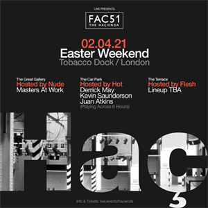 FAC 51 The Haçienda At Tobacco Dock