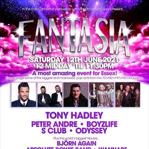 FANTASIA feat Tony Hadley,Peter Andre etc