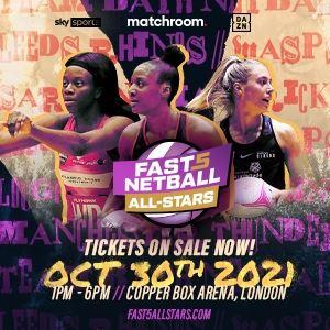 Fast5 All-Stars Netball Championship