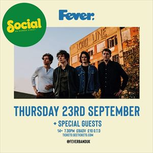 Fever + Special Guests