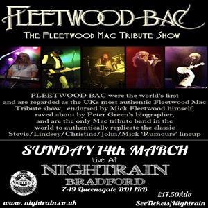 FLEETWOOD BAC - TRIBUTE TO FLEETWOOD MAC