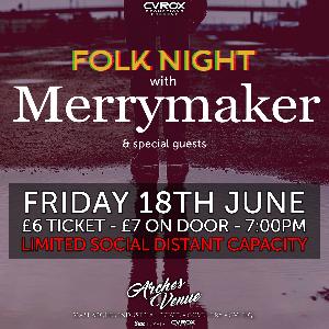 Folk Night with Merrymaker