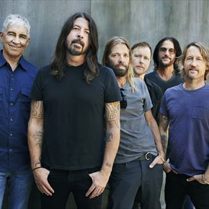 FOO FIGHTERS (EMIRATES OLD TRAFFORD) COACH TRAVEL