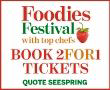 Foodies Festival 241 offer ends 6 April