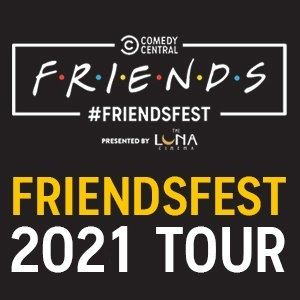 FriendsFest In Milton Keynes