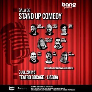 Gala De Stand Up Comedy 03/07