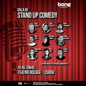 Gala De Stand Up Comedy 10/07