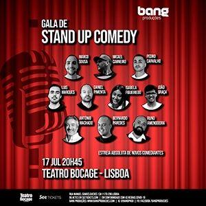 Gala De Stand Up Comedy 17/07