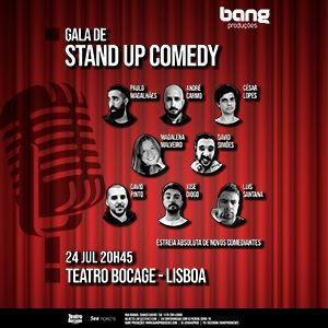 Gala De Stand Up Comedy 24/07