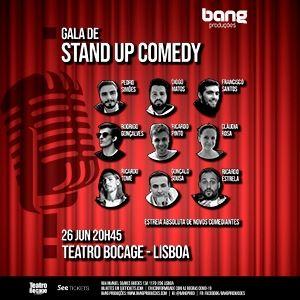 Gala De Stand Up Comedy 26/06