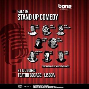 Gala De Stand Up Comedy 31/07