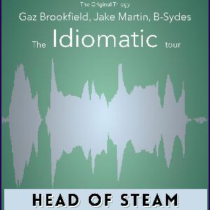 Gaz Brookfield, Jake Martin, B-Sydes: Newcastle