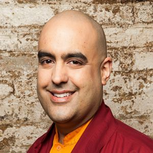 Gelong Thubten - A Monk's Guide To Happiness Live