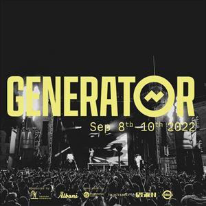 Generator Festival 2022