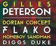 Gilles Peterson+Flako+Dorian Concept+Diggs Duke