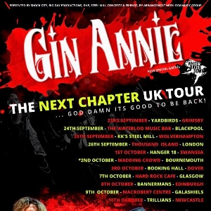 Gin Annie The Next Chapter
