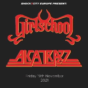 Girlschool Alcatrazz