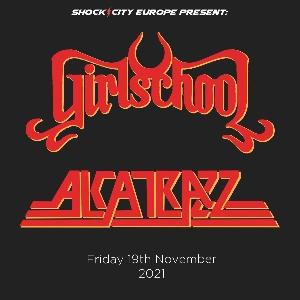 Girlschool Alcatrazz