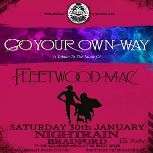 Go Your Own Way - Fleetwood Mac Tribute