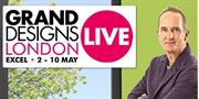Grand Designs Live: Book 241 tickets before 31 January. Quote SEEWEB15