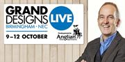 Grand Designs Live 2 tickets for £20