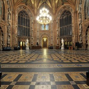 Guided online tour of the Palace of Westminster