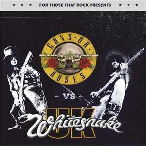Guns or Roses V's Whitesnake UK