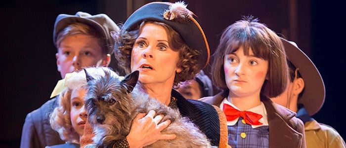 Gypsy: Coming to London's Savoy Theatre in 2015 - starring Imelda Staunton