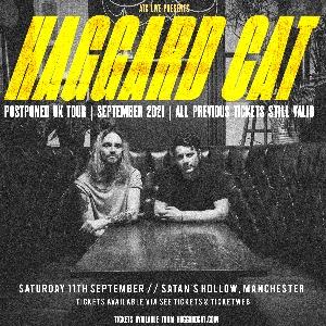 Haggard Cat - Manchester