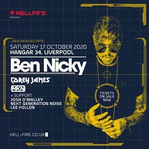 Hellfire Presents: Ben Nicky