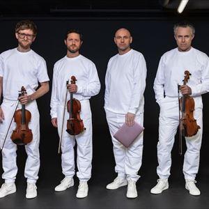 Henrik Schwarz & Alma Quartet