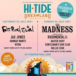 Hi-Tide Festival - Weekend Ticket